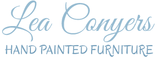 Hand Painted Furniture – Lea Conyers